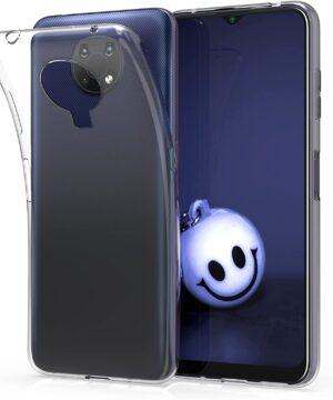 Силиконов гръб Ultra Slim Nokia G10 / G20 / 6.3 – прозрачен