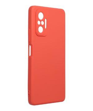 Силиконов гръб Silicone Lite Xiaomi Redmi Note 10 Pro - корал