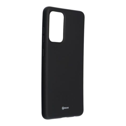 Силиконов гръб Roar Samsung Galaxy A52 / A52 5G - черен