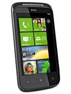 HTC 7 Mozart / HD3