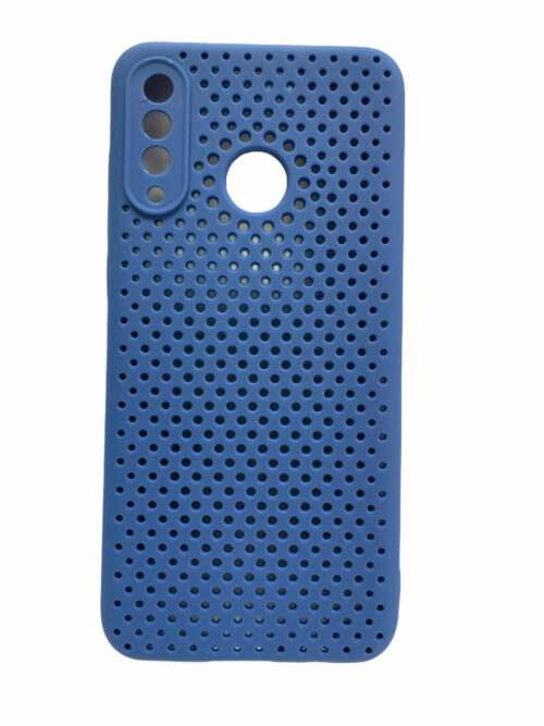 Силиконов гръб Breath Case Huawei P30 Lite - син
