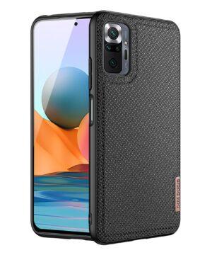 Силиконов гръб Dux Ducis Fino Case Xiaomi Redmi Note 10 Pro - черен