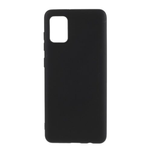Силиконов гръб TPU Samsung Galaxy A31 - черен