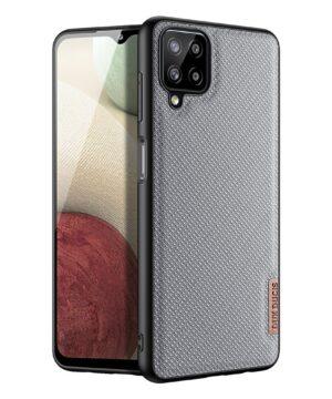 Гръб Dux Ducis Fino Case Samsung Galaxy A12 - сив