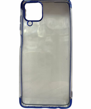 Силиконов гръб Electro Samsung Galaxy A12 - син