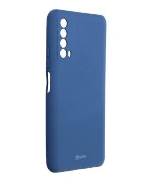Силиконов гръб Roar Huawei P Smart 2021 - син