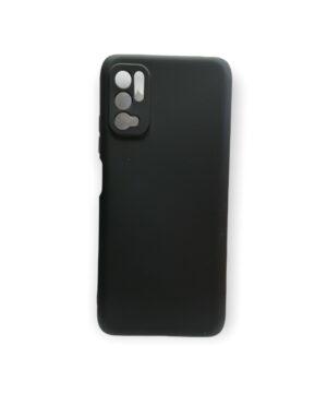 Силиконов калъф гръб кейс Uni Case Xiaomi Redmi Note 10 5G / Poco M3 Pro - черен