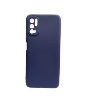 Силиконов калъф гръб кейс Uni Case Xiaomi Redmi Note 10 5G / Poco M3 Pro - син