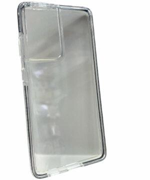 Силиконов гръб Spring Samsung Galaxy S21 Ultra - черен