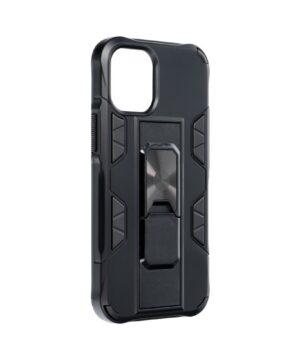 Хибриден калъф гръб Defender Case iPhone 12 Mini - черен