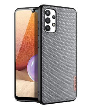 Силиконов калъф гръб Dux Ducis Fino Case Samsung Galaxy A32 4G - сив