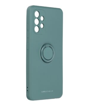 Силиконов гръб Roar Amber Case Samsung Galaxy A32 4G - зелен