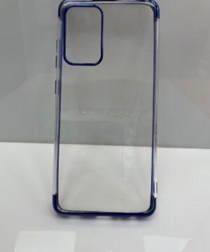 Силиконов калъф гръб Electro Case Samsung Galaxy A52 / A52 5G - син